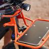 Vélo cargo électrique Riese&Müller Multicharger Light plateforme avant