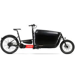 Vélo cargo électrique Douze Cycles G4e Traveller