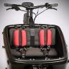Vélo cargo électrique Douze Cycles G4e siège enfant