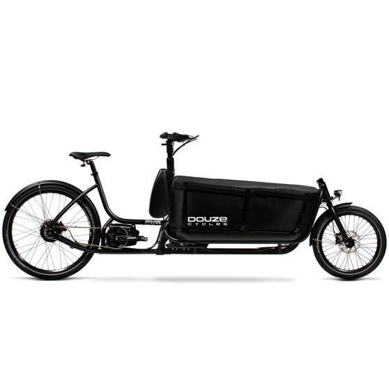 Vélo cargo électrique Douze Cycles F30e