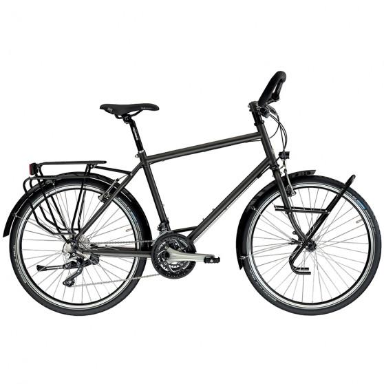 Vélo de randonnée Histoire Bike La Grande Voyageuse Classique