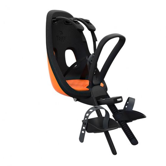 Porte-bébé vélo avant Thule Yepp Nexxt Mini orange