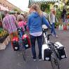 Paire de sacoches avant Ortlieb Sport-Roller City 2 x 12.5L porte-bagages