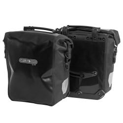 Paire de sacoches avant Ortlieb Sport-Roller City 2 x 12.5L noir