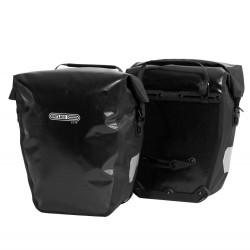 Paire de sacoches arrière Ortlieb Back-Roller City 2 x 20L noir