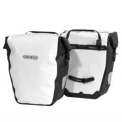 Paire de sacoches arrière Ortlieb Back-Roller City 2 x 20L blanc