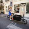 Vélo cargo électrique Douze Cycles G4e Messenger