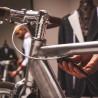 Vélo de ville électrique Coboc One Soho recharge batterie