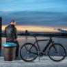 Vélo de ville électrique Coboc Seven Vesterbro béquille