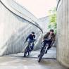 Vélo de route électrique Coboc Ten Torino virage