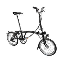 Vélo pliant Brompton configuré par Cyclable – Achat en ligne