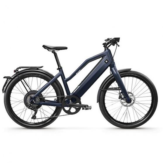 Vélo de ville électrique Stromer ST1X Comfort Ocean