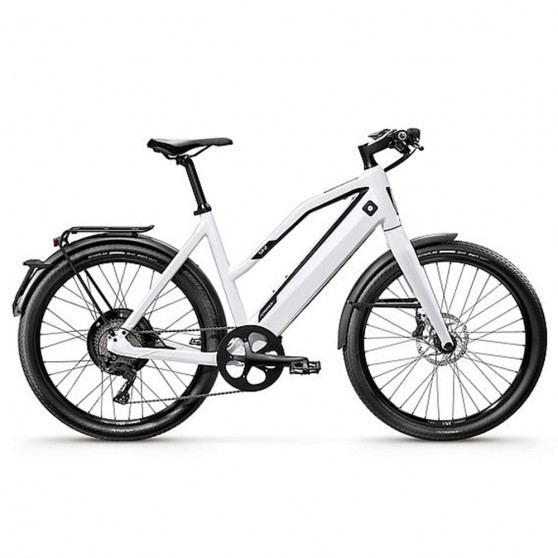 Speed Bike Stromer ST2 Comfort White
