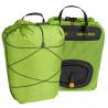 Paire de sacoches arrière Vaude Aqua Back Light 2 x 18L vert