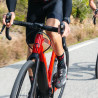 Vélo de route électrique Moustache Dimanche 28.5 rouge
