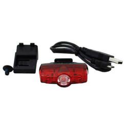Éclairage arrière USB Cateye Rapid Mini pour Brompton