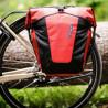 Paire de sacoches arrière Ortlieb Back-Roller Pro Plus 2 x 35L rouge