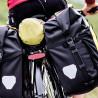 Paire de sacoches arrière Back-Roller Pro Classic 2 x 35L rouge