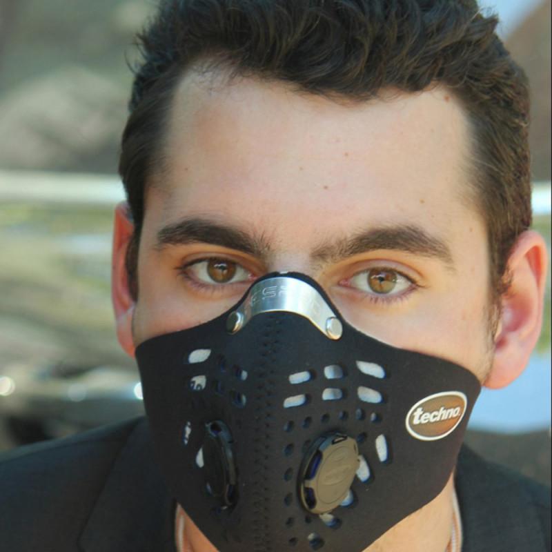 votre masque anti pollution respro techno disponible sur. Black Bedroom Furniture Sets. Home Design Ideas