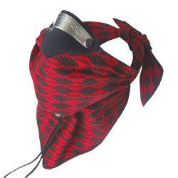Masque / foulard anti-pollution Respro Bandit Scarf