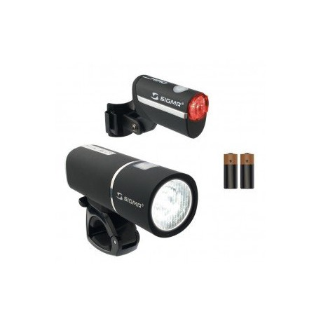 Kit éclairage AV+AR Sigma Pava