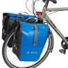 Paire de sacoches avant Vaude Aqua Front 2 x14L bleu