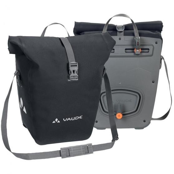 Paire de sacoches arrière Vaude Aqua Back Deluxe 2 x 24L noir