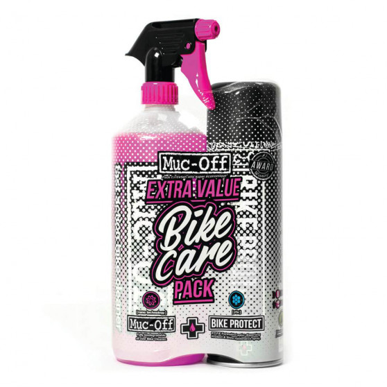 Kit nettoyant / lustrant Muc-Off Bike Care Duo