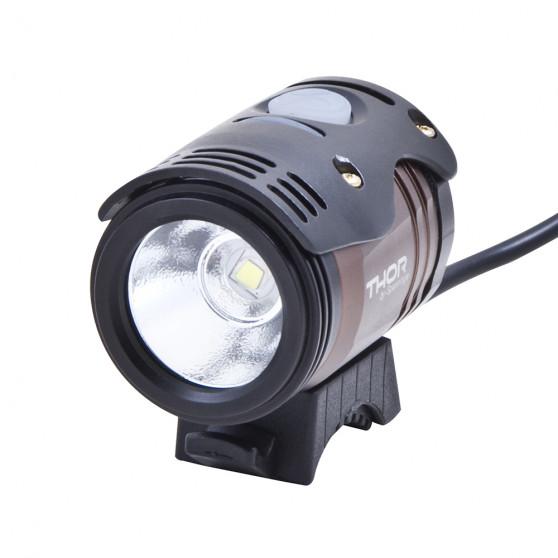 Éclairage avant batterie Spanninga Thor 1100 - 1100 lumens