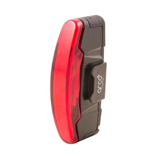 Éclairage arrière USB Spanninga Arco - 30 lumens