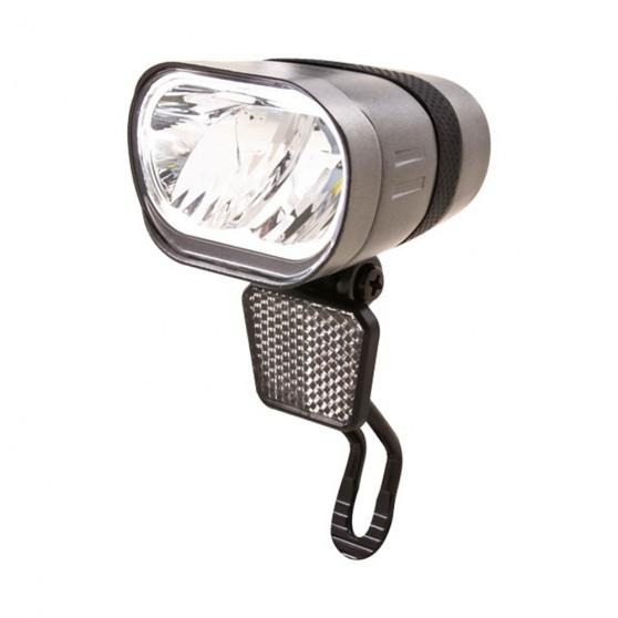 Éclairage avant dynamo Spanninga Axendo 60 XDAS - 60 lux