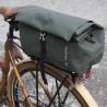 Sacoche de vélo ville sur porte-bagages Racktime Vaude Comyou Shopper 15L