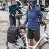 Sacoche arrière vélo ville Vaude Comyou Pro 26L vert