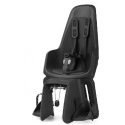Porte-bébé arrière sur porte-bagages Bobike ONE Maxi E-BD noir