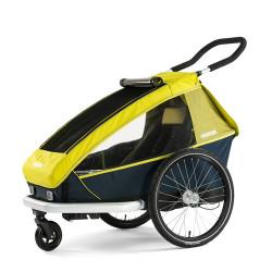 Remorque vélo enfant Croozer Kid for 1 poussette