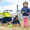 Remorque vélo enfant Croozer Kid for 2 famille