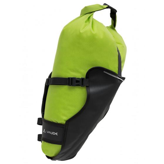 Sacoche de selle bikepacking Vaude Trailsaddle 12L vert