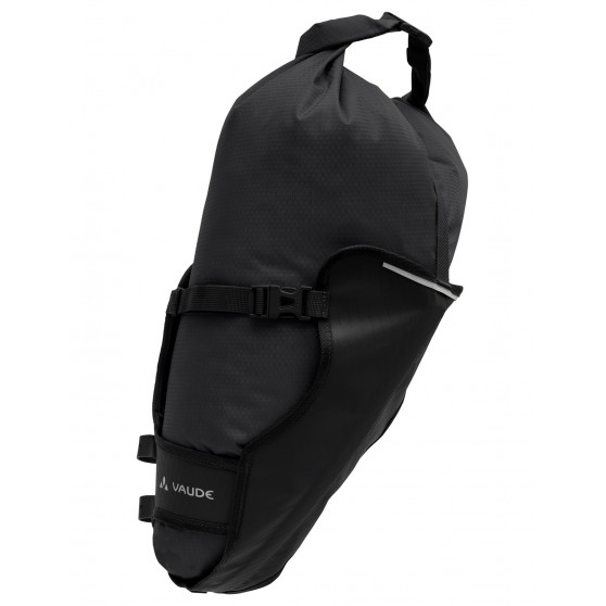 Sacoche de selle bikepacking Vaude Trailsaddle 12L noir
