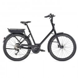 Vélo de ville électrique Moustache Lundi 26.1 2020 noir