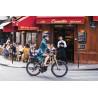 Vélo de ville électrique Moustache Lundi 26.3 2020 centre-ville