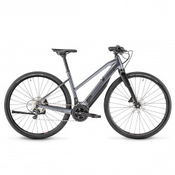Vélo de ville électrique Moustache Friday 28.1 2020 cadre Open