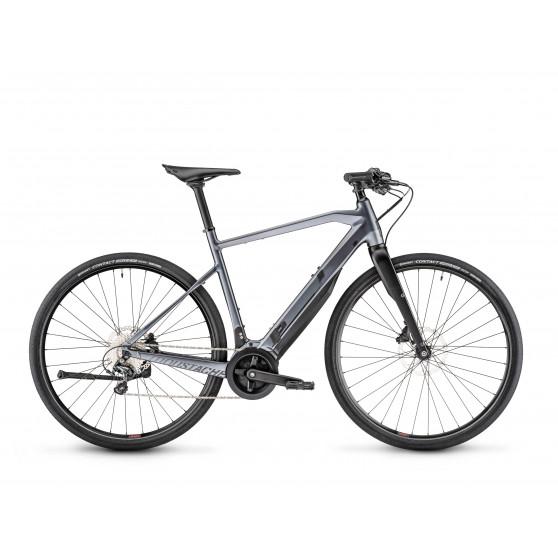 Vélo de ville électrique Moustache Friday 28.1 2020 cadre haut