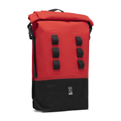 Sac à dos Chrome Urban Ex Rolltop 18L rouge