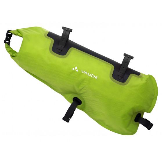 Sacoche de cadre bikepacking Vaude Trailframe 8L vert