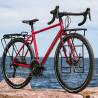 Vélo de randonnée Trek 520 rouge