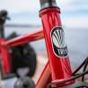 Vélo de randonnée Trek 520 direction