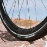 Vélo de randonnée Trek 520 pneu Bontrager
