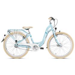 """Vélo enfant 24"""" Puky Skyride Light 24-3 bleu"""