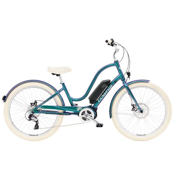 Vélo de ville électrique Electra Townie Go!
