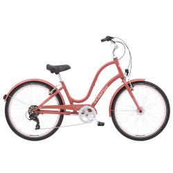 Vélo de ville Electra Townie Original femme